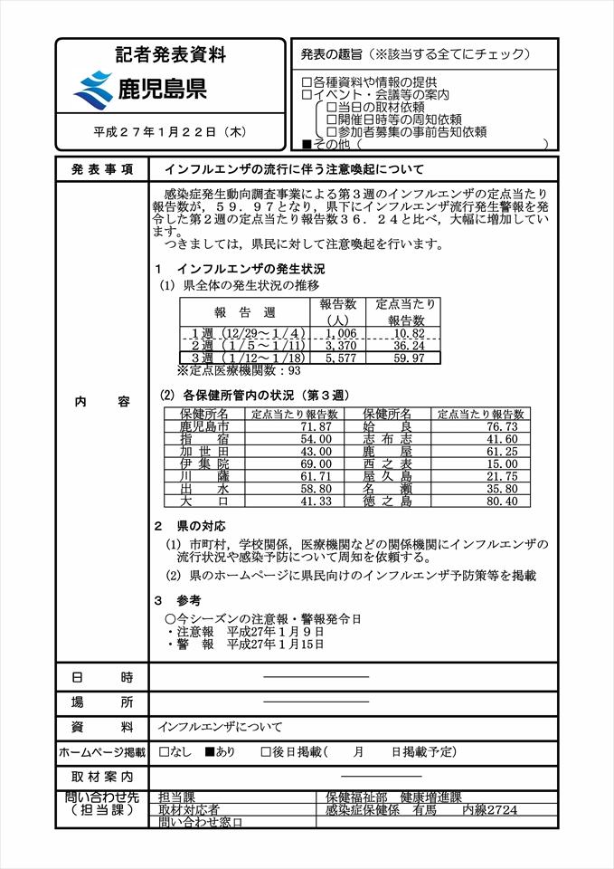 026.1.22_インフルエンザ注意喚起 保健所依頼__R
